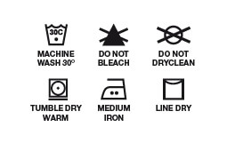 Draggin Care Instructions