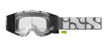iXS TRIGGER Roll-Off Motocross Brille - weiß
