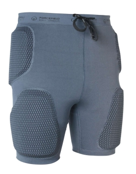 Forcefield ACTION SHORTS SPORT Protektorenhose - grau