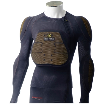 Forcefield PRO XV2 AIR SHIRT Body Armour Level 2 - blue