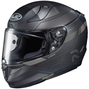 HJC RPHA 11 CARBON NAKRI Full-Face Helmet from Carbon - semi flat grey silver