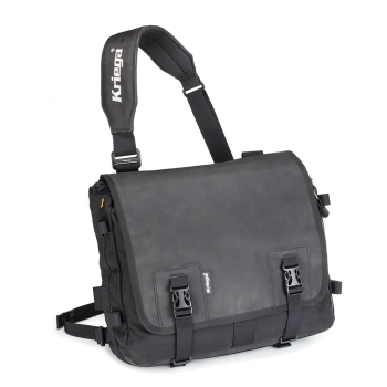 Kriega URBAN Motorcycle Messenger Bag 16L - black