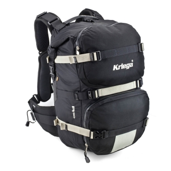 Kriega R30 Motorcycle BackPack 30L - black