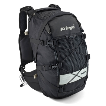 Kriega R35 Motorcycle BackPack 35L - black