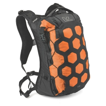 Kriega TRAIL 18 Back Pack 18L - black orange