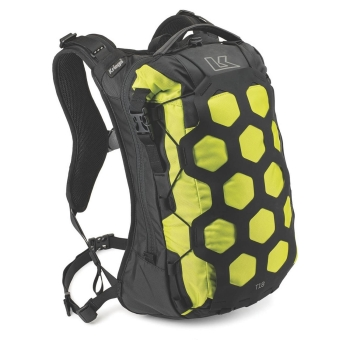 Kriega TRAIL 18 Back Pack 18L - black lime