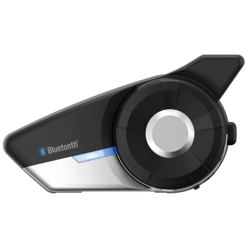 SENA 20S EVO Bluetooth® 4.1 Stereo Headset Communication System for Motorcycle - Twinpack