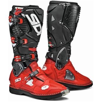 Sidi Crossfire 3 Motocross Stiefel Rot//Schwarz 40