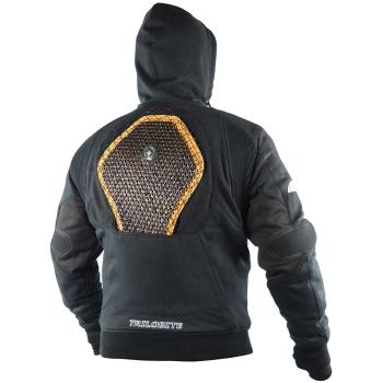 online store f47d4 b3d6e Trilobite ILLENIUS Herren Motorrad Hoodie / Jacke - schwarz
