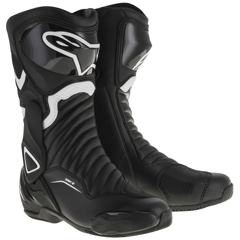 alpinestars smx 6 v2 men motorcycle boots microfiber. Black Bedroom Furniture Sets. Home Design Ideas
