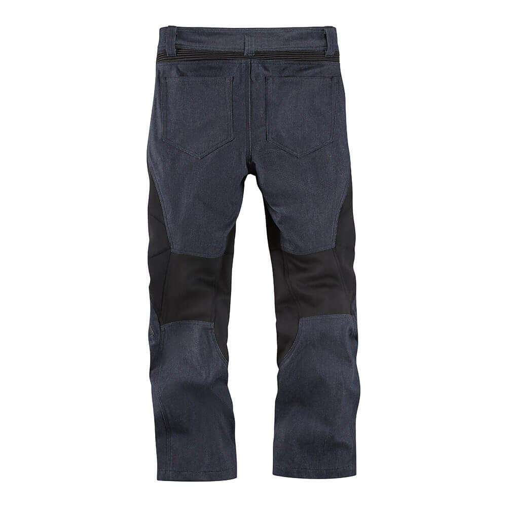 icon timax herren motorradhose jeanshose textil blau. Black Bedroom Furniture Sets. Home Design Ideas