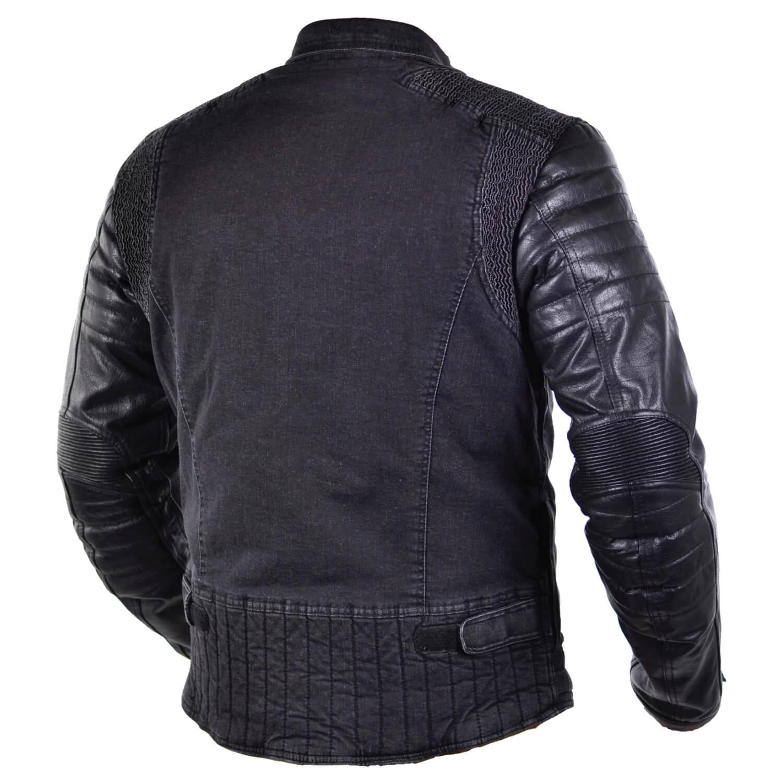 trilobite acid scrambler herren motorrad jeansjacke schwarz. Black Bedroom Furniture Sets. Home Design Ideas