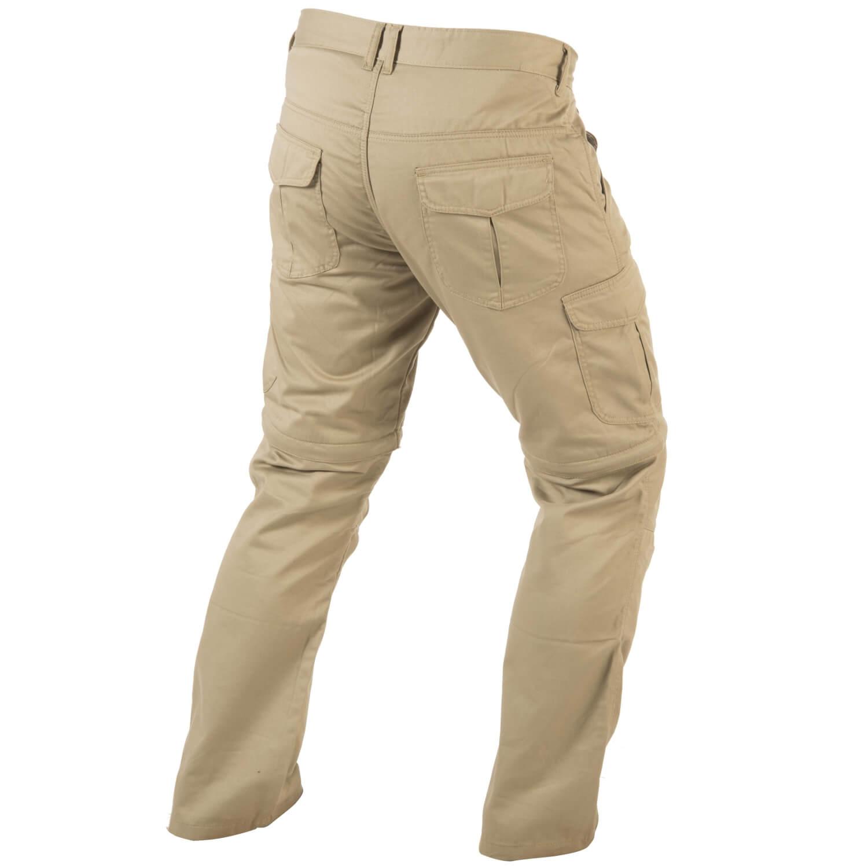 trilobite dual pants herren motorradhose beige. Black Bedroom Furniture Sets. Home Design Ideas