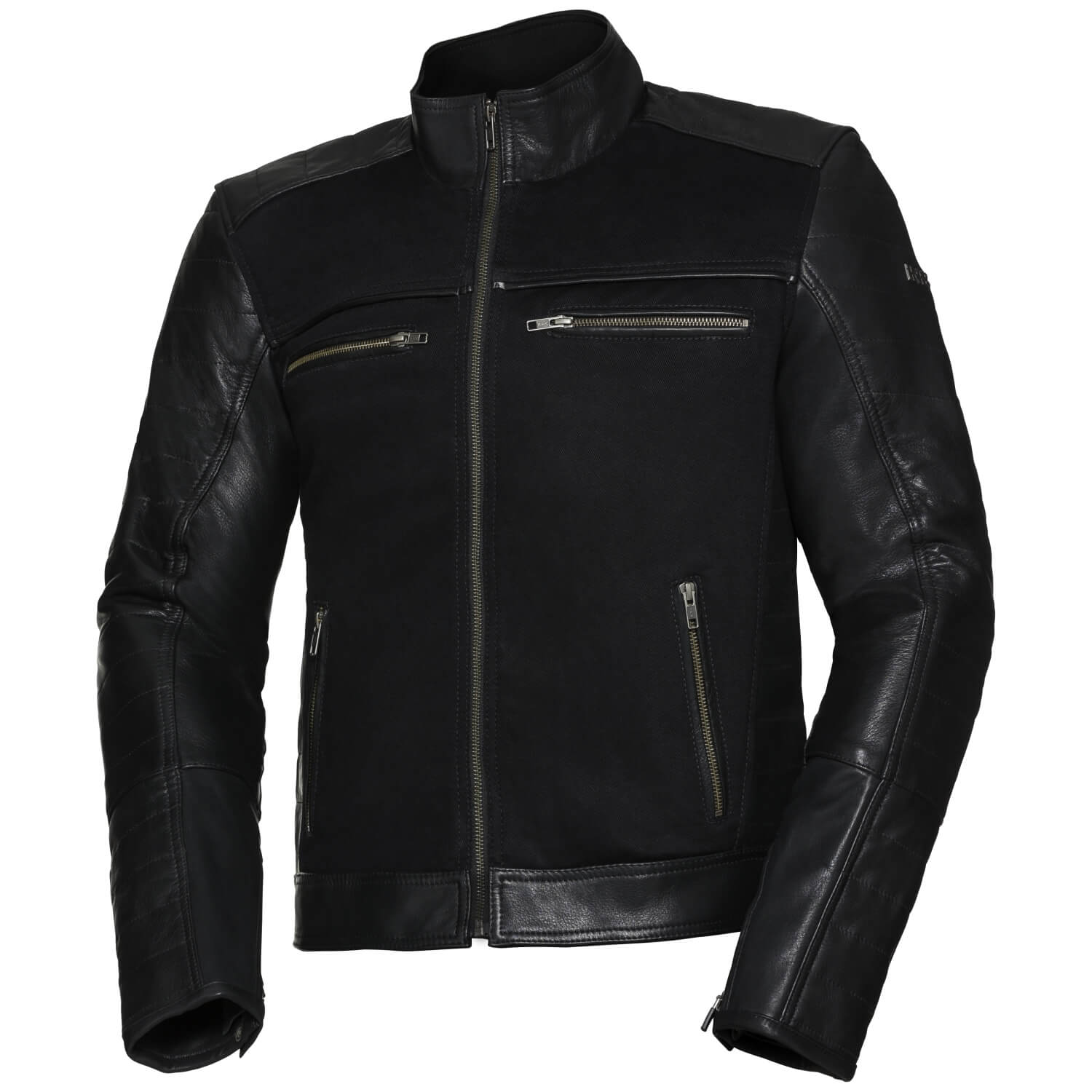 ixs jimmy herren motorradjacke classic leder textil. Black Bedroom Furniture Sets. Home Design Ideas