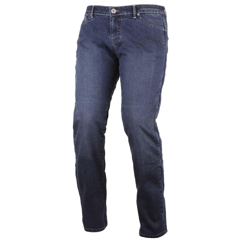 modeka georgia damen jeans urban motorradhose blau. Black Bedroom Furniture Sets. Home Design Ideas