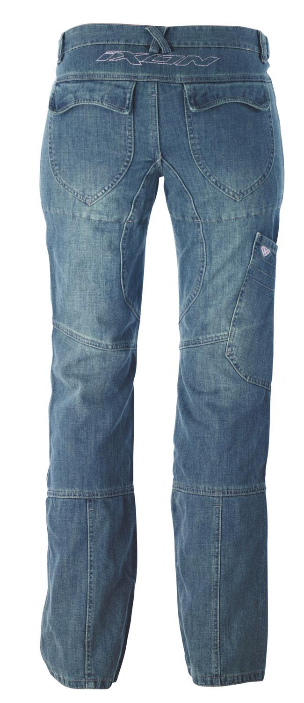 ixon oxyd kevlar jeans damen blau. Black Bedroom Furniture Sets. Home Design Ideas