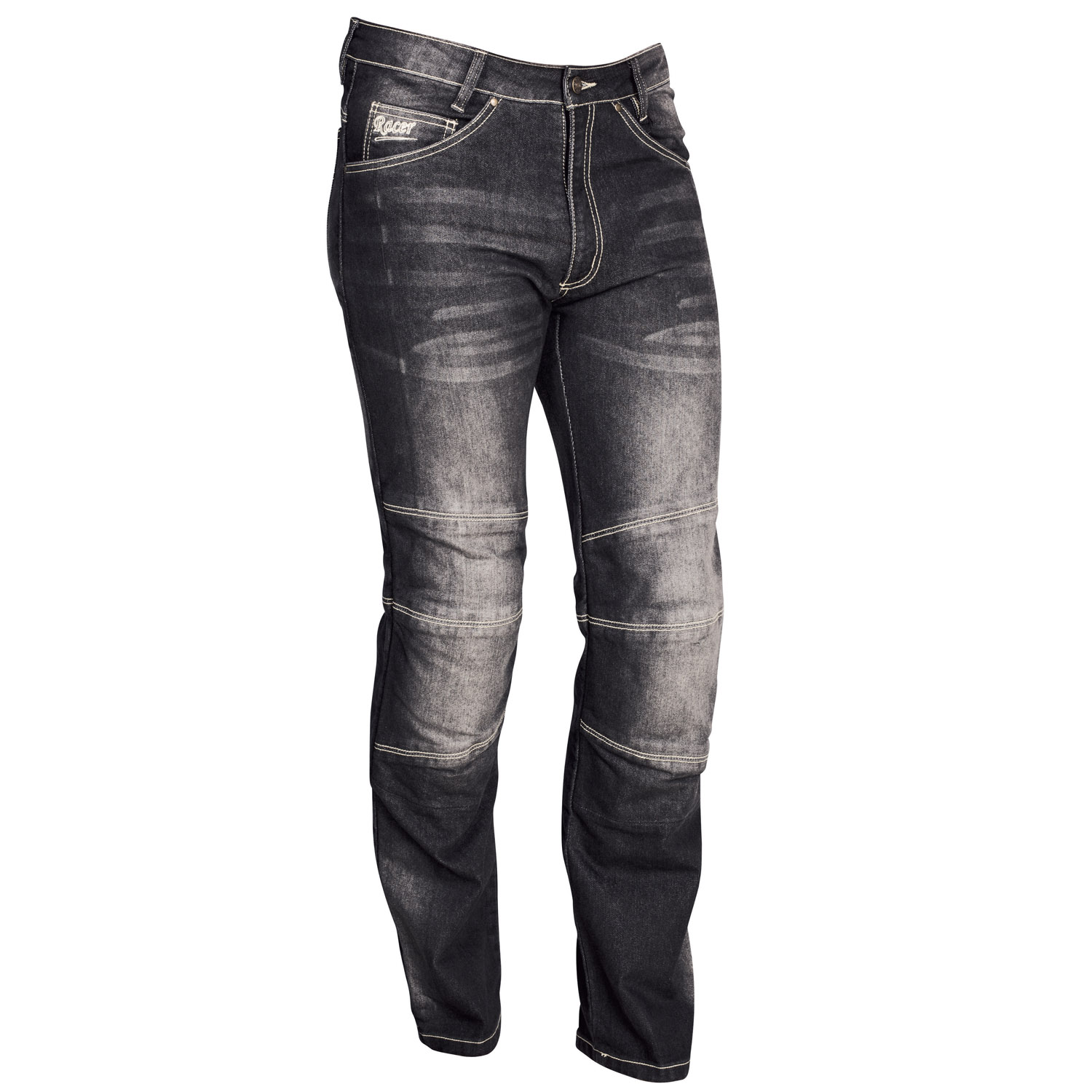 racer jeans herren motorradhose touring cordura denim. Black Bedroom Furniture Sets. Home Design Ideas