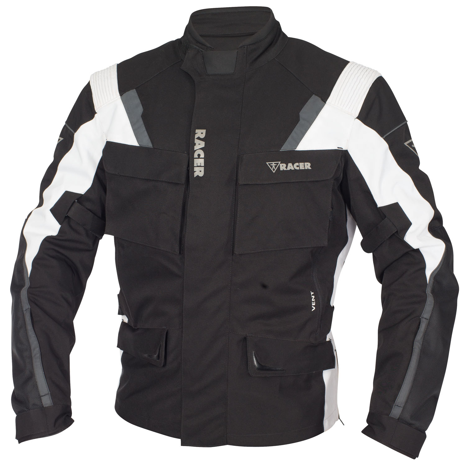 racer siena stretch herren motorradjacke touring textil. Black Bedroom Furniture Sets. Home Design Ideas