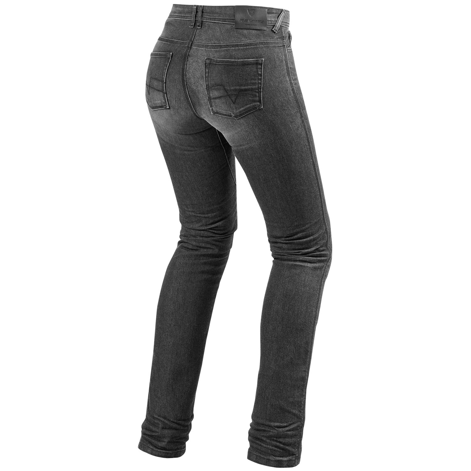 rev 39 it madison ladies 2 rf damen motorrad jeans used. Black Bedroom Furniture Sets. Home Design Ideas