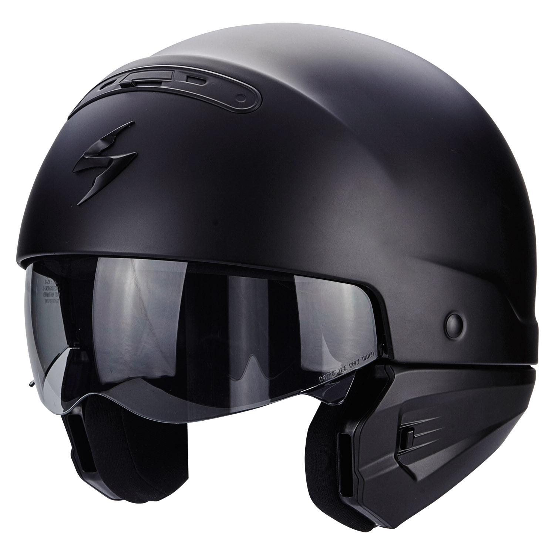 Scorpion EXO-COMBAT SOLID Motorrad Jethelm