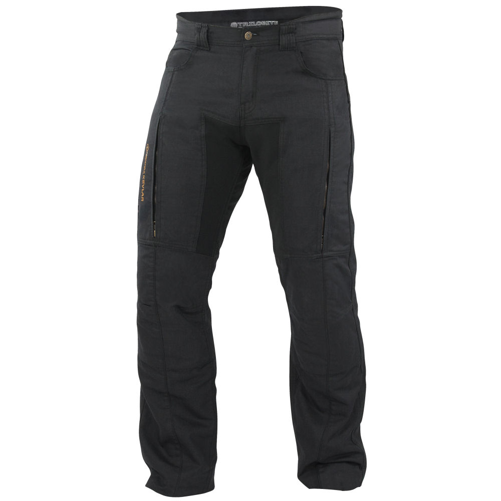 trilobite consapho men motorcycle jeans black. Black Bedroom Furniture Sets. Home Design Ideas