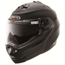 CABERG DUKE flip-up helmet - flat black