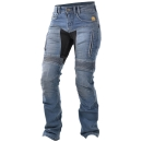 Trilobite PARADO women motorcycle Jeans long - blue