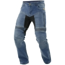 Trilobite PARADO men motorcycle Jeans long - blue